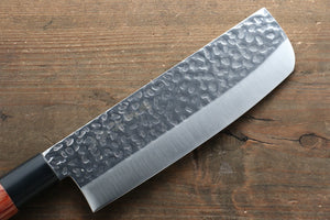 Kanetsune DSR-1K6 Hammered Usuba Japanese Knife 165mm