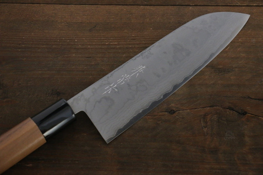 Kanetsune VG1 stain resistant Santoku Japanese Chef Knife 165mm