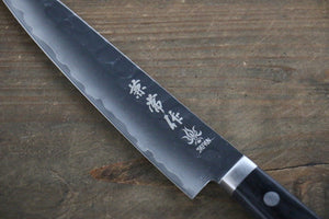 Kanetsune VG1 Hammered Petty Japanese Chef Knife 135mm