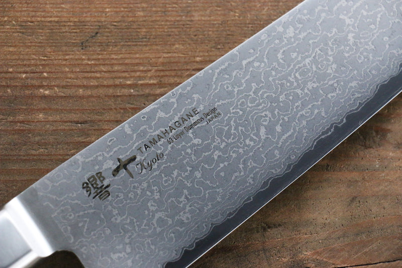 Tamahagane  63 Layer Damascus Gyuto Japanese Knife 240mm - Japanny - Best Japanese Knife
