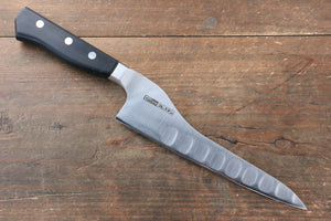 Glestain Stainless Steel Offset Utility Japanese Knife