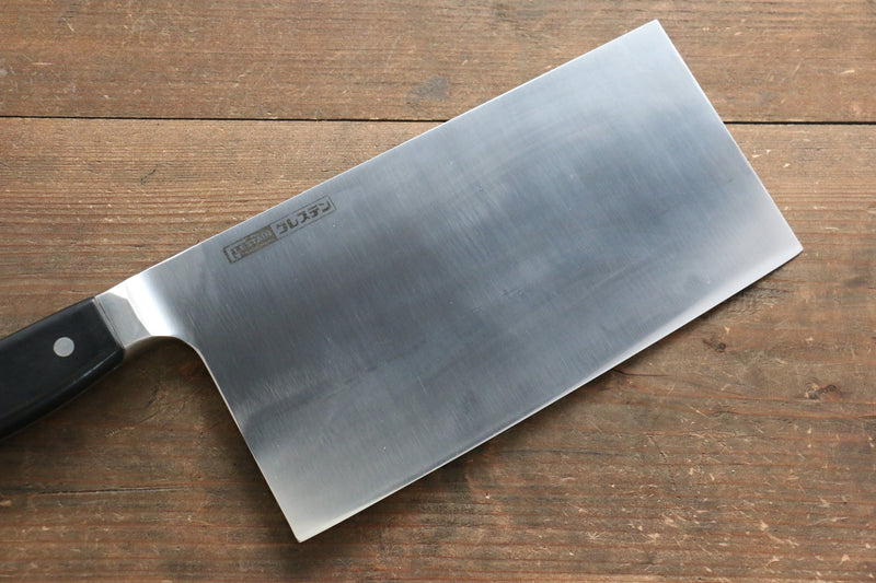Glestain Stainless Steel Chinese Cleaver Japanese Knife 220mm - Japanny - Best Japanese Knife
