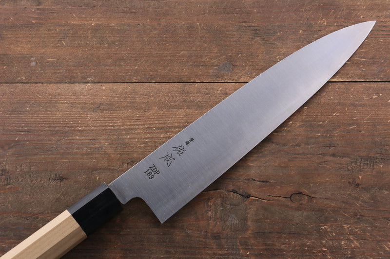 Sukenari ZDP189 3 Layer Gyuto Japanese Knife 270mm Magnolia Handle - Japanny - Best Japanese Knife