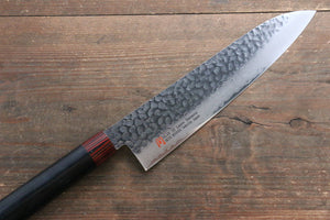 Iseya VG10 33 Layer Damascus Sashimi Slicer Japanese Petty 80mm, Petty 150mm, Santoku,Small Santoku, Gyuto, Nakiri & Sushi Chef Knife Set