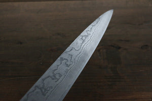 Takeshi Saji VG10 Damascus Sujihiki Japanese Chef Knife 270mm with Deer Horn handle