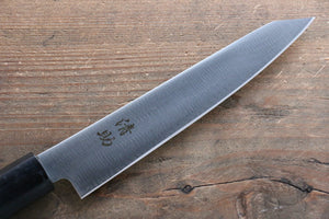 Seisuke Molybdenum Vanadium Kiritsuke Petty-Utility Japanese Knife 150mm with Shitan Rosewood Handle