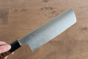Yoshimi Kato R2/SG2 Damascus Petty Japanese Chef Knife 150mm with Honduras Rosewood Handle