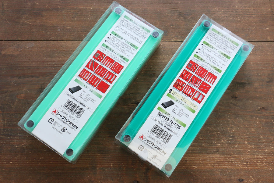 Shapton Kuromaku series Green & Melom Set