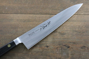 Misono Swedish Steel Gyuto Knife 210mm Ume engraving