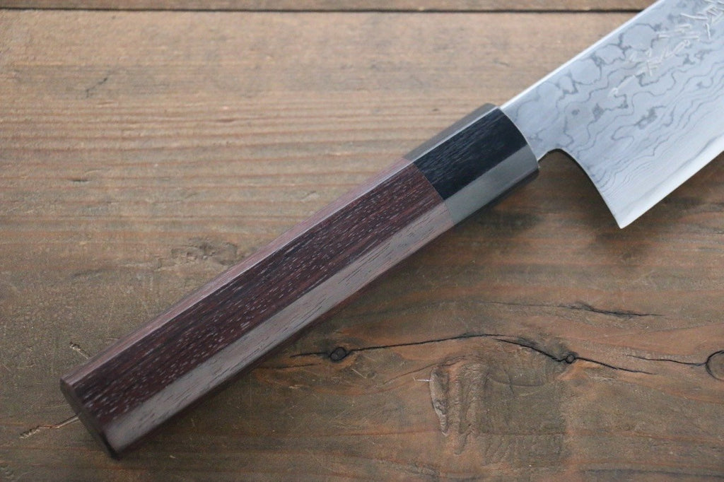 IWAI Blue Steel No.2 Gyuto Japanese Chef Knife 180mm