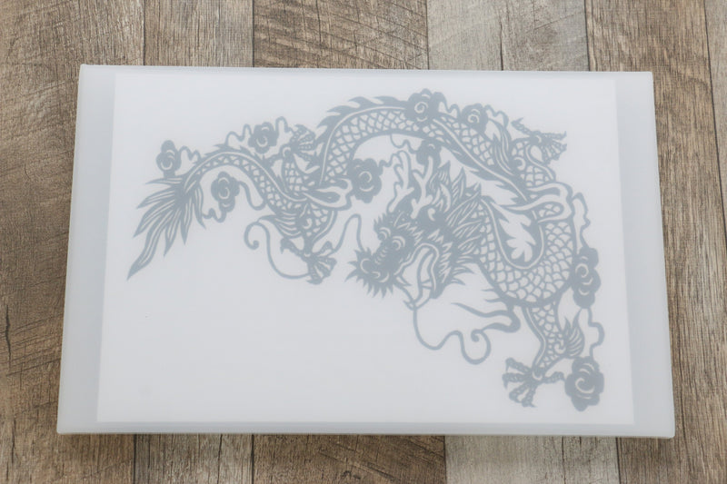 Cutting board (Dragon) - Japanny - Best Japanese Knife