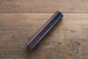 Chestnut Shitan Handle for Gyuto Knife 240mm