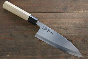 Masamoto Hongasumi White Steel No.1 Deba Japanese Knife