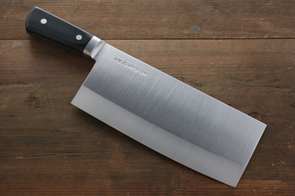 sakai takayuki stainless chinese cleaver japanese chef knife 195mm japanny best japanese knife. Black Bedroom Furniture Sets. Home Design Ideas