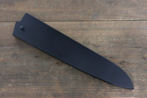 Black Saya Sheath for Gyuto Knife with Pin 240mm
