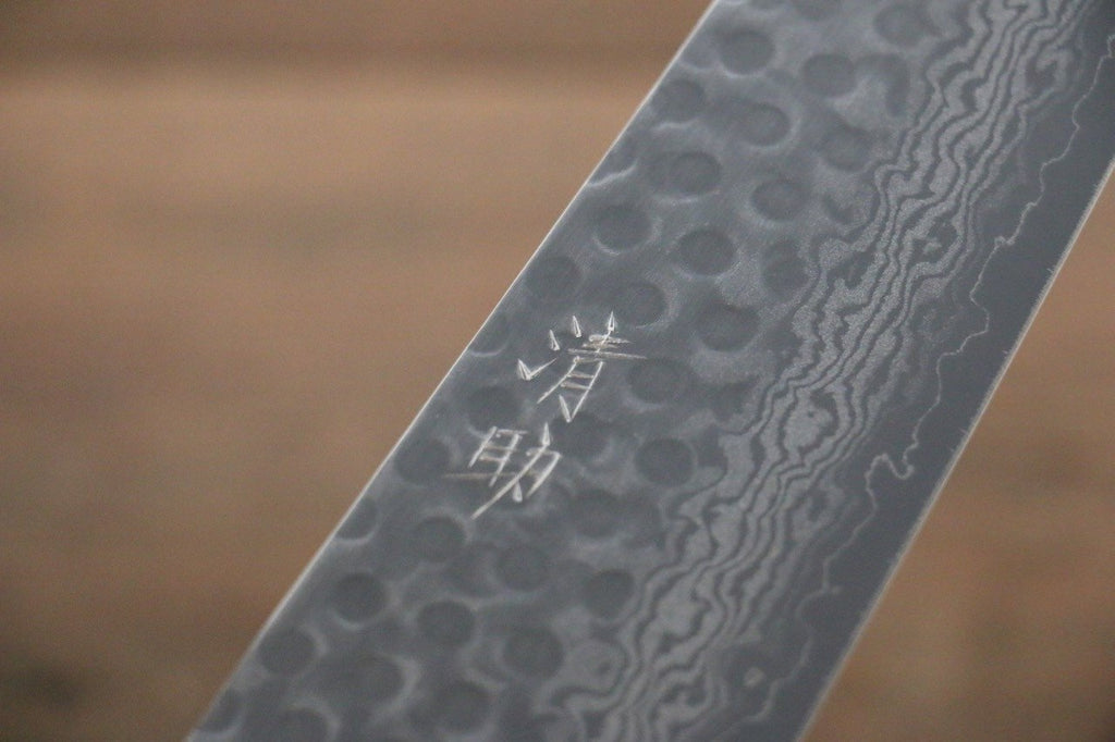Seisuke VG10 17 Layer Damascus Gyuto Japanese Chef Knife 210mm