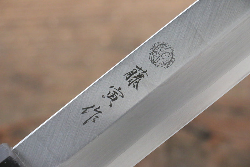 Tojiro (Fujitora) Molybdenum Vanadium Yanagiba Japanese Knife 270mm Elastomer Handle FUD1112 - Japanny - Best Japanese Knife