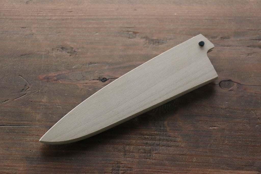 Magnolia Saya Sheath for Petty Knife with Plywood Pin-150mm