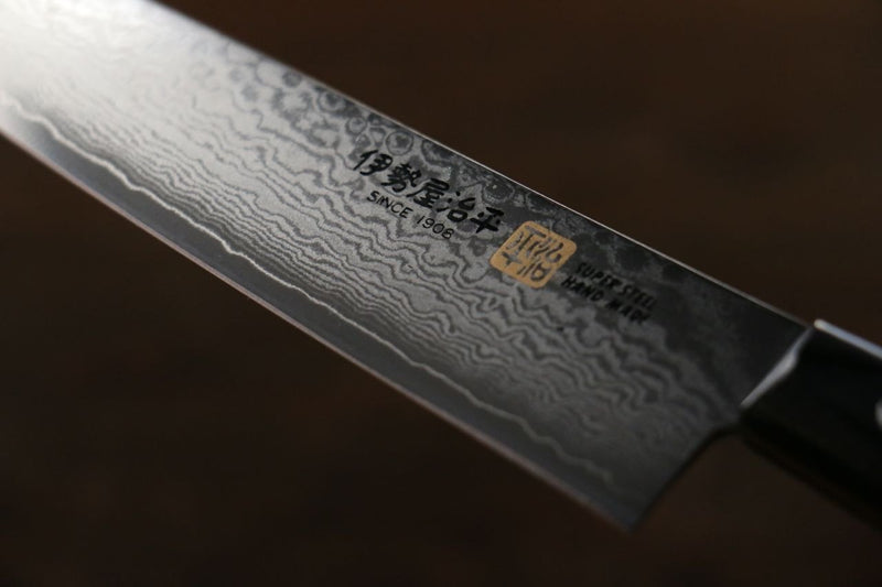 Iseya VG10 Damascus Petty-Utility Japanese Knife 150mm - Japanny - Best Japanese Knife