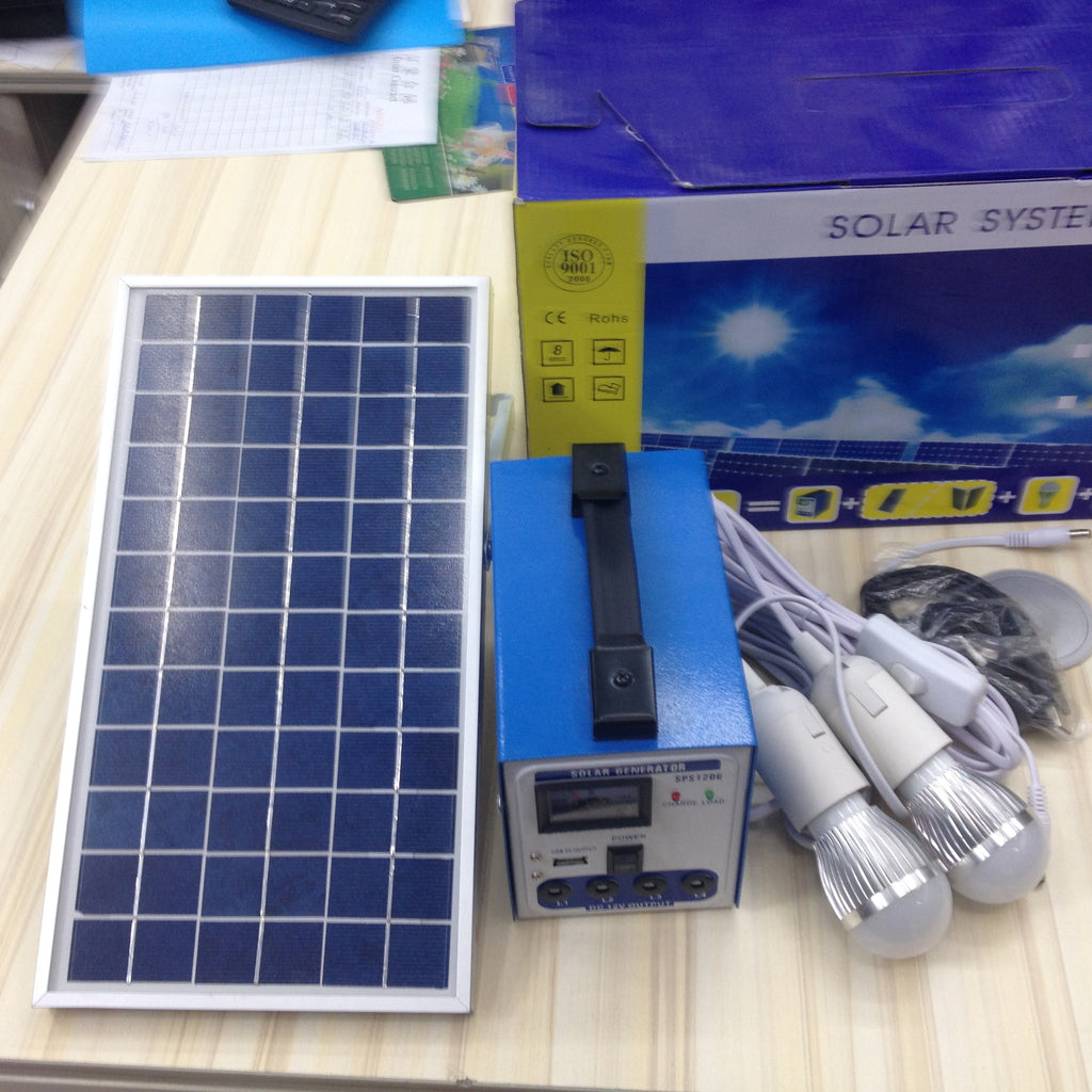 NEW LED Emergency Light LIGHTS 5 Hrs,Solar Recharge - accessories - Sukkahmart South Africa