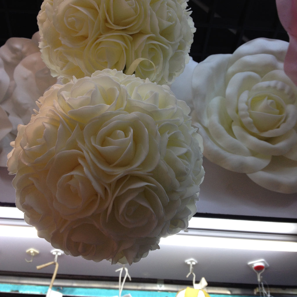 Exquisite Flower ball in a variety of colors - Decorations - Sukkahmart South Africa