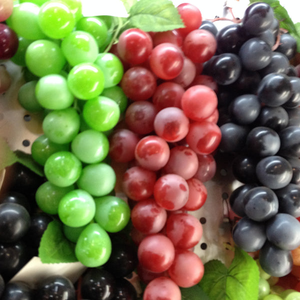 Giant cluster of Grapes - decorations - Sukkahmart South Africa