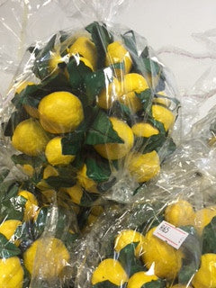 Hanging Lemon balls - decorations - Sukkahmart South Africa