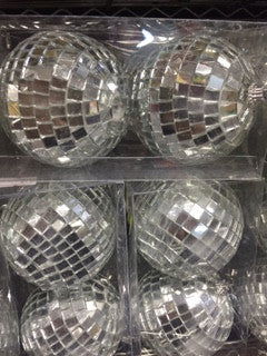 Mirror balls - decorations - Sukkahmart South Africa