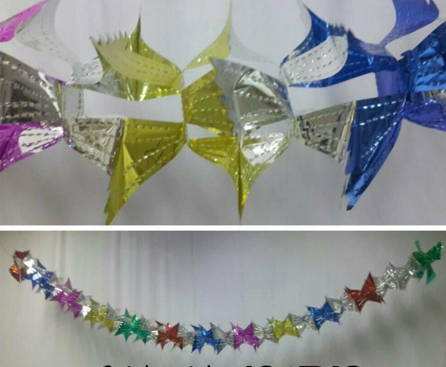 Tinsel chains - decorations - Sukkahmart South Africa
