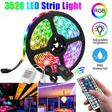 5m Strip LED lights with remote changing colors