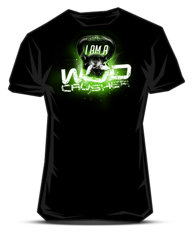 I am wodcrusher t-shirt