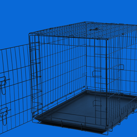 Cat Carrier - Cat Cage & Crate - Large & Small