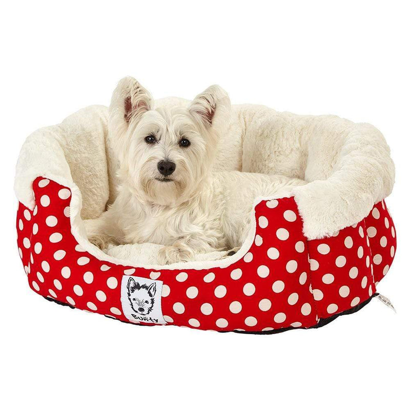 Bunty Deep Dream Dog Bed - Personalised Option