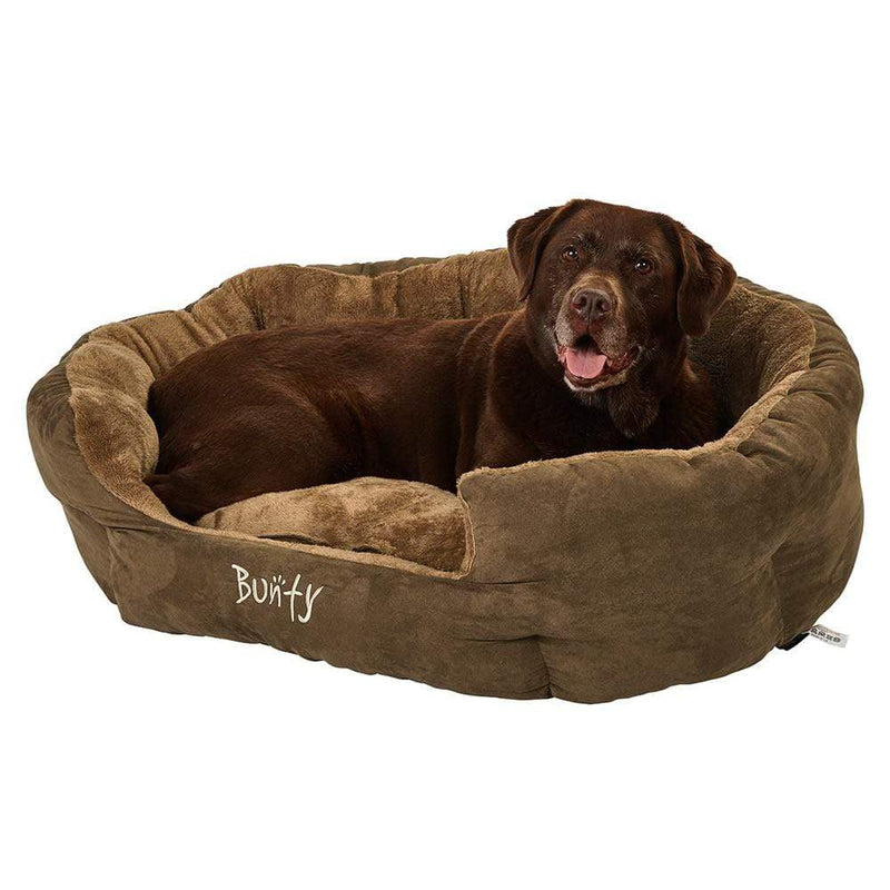 Bunty Polar Dog Bed