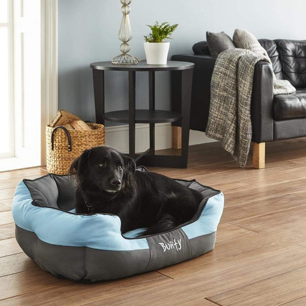 Bunty Anchor Waterproof Dog Bed, Soft Washable Hardwearing