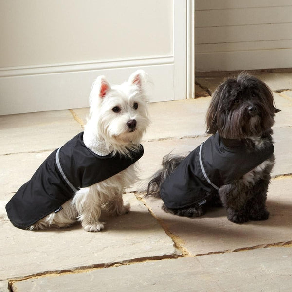 Dog Sherpa Fleece Raincoat