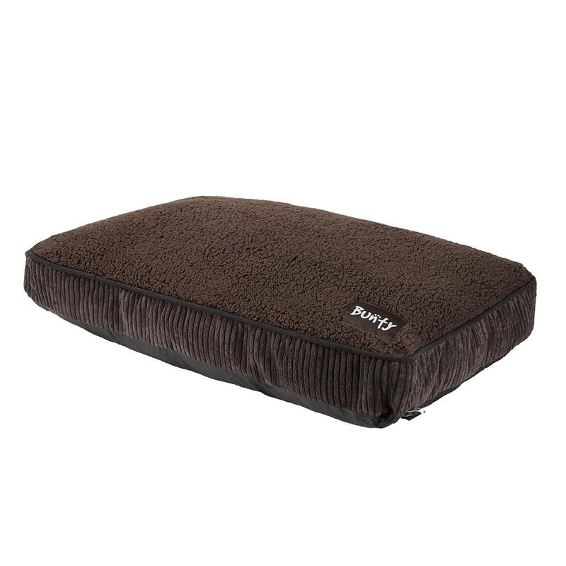 Snooze Fleece Dog Pet Bed