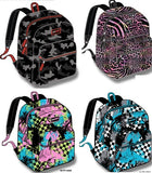 "15.5"" Dual Compartment Backpack (Case of 24)-Cleaning Supplies-shayonawholesale"