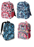"17"" Backpack - Assorted Prints (Case of 24)-Pet Supplies-shayonawholesale"