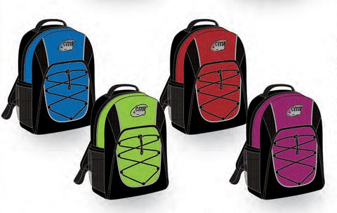 "17"" Bungee Backpack - Assorted (Case of 24)-Kitchen & Dining-shayonawholesale"