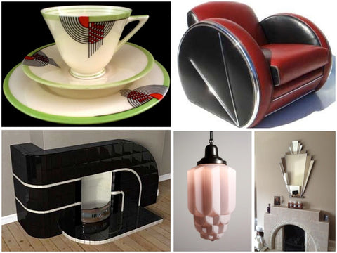 Art Deco images from Pinterest