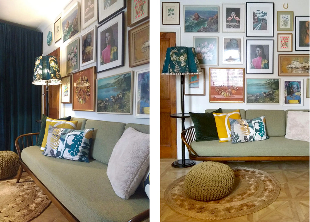 House Tour: Beth's Mid Century Family Home - Dining Room