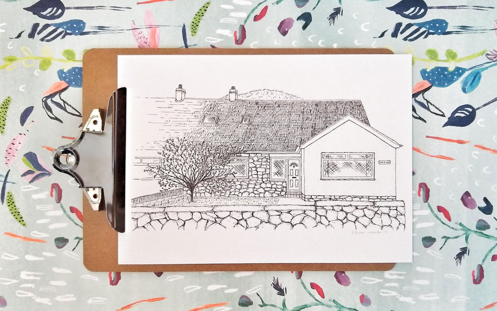 House Tour: Beth's Mid Century Family Home - Doodles at No 29