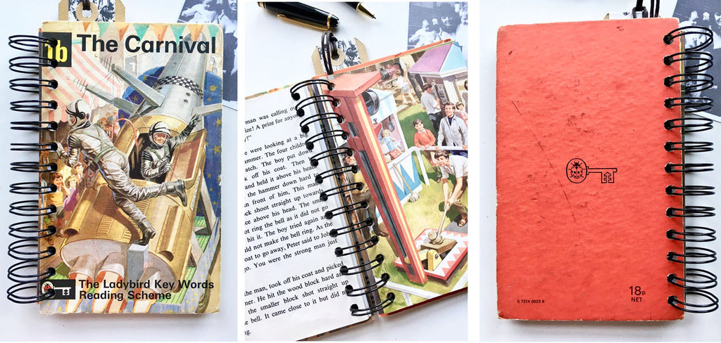 Blog - Meet The Maker - Pulp Paper Heaven - spiral bound book