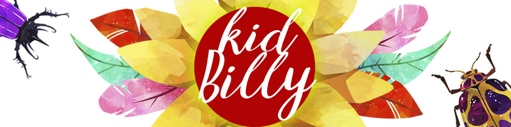 Kid Billy Logo