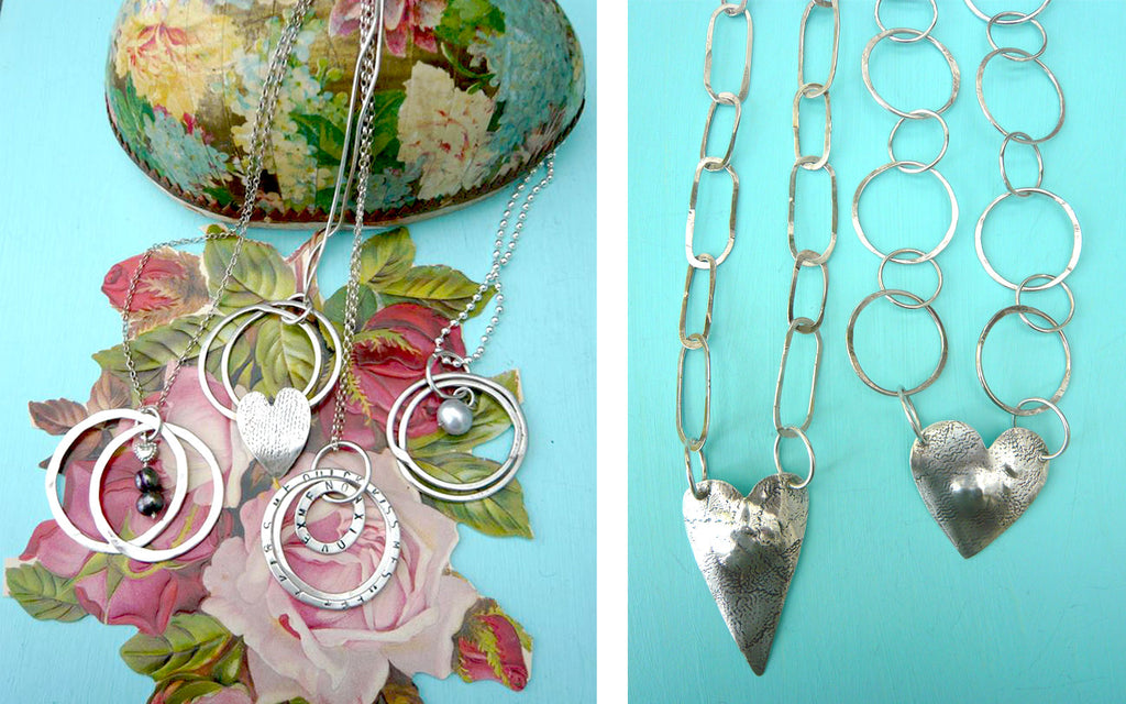 Hazel's Silver Jewellery - Inkabilly Blog House Tour