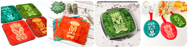 Shop the Inkabilly Tiki Collection