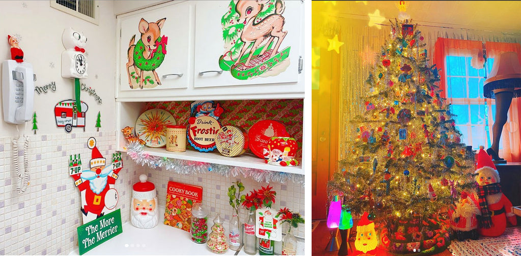 Kitschmas Decor by VintageVSpot