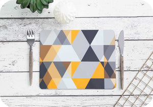 Retro Placemats by Inkabilly