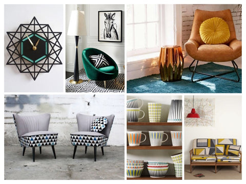 Scandi Geometric homes